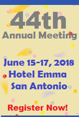 2018 Annual Meeting Registration